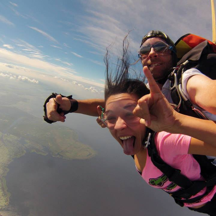 Skydive Palm Beach - Contact