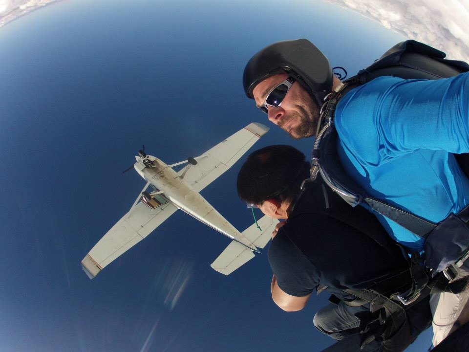 You Are At The Right Place Palm Beach County S Only Skydiving